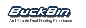 BuckBin - An Ultimate Deal Hunting Experience!